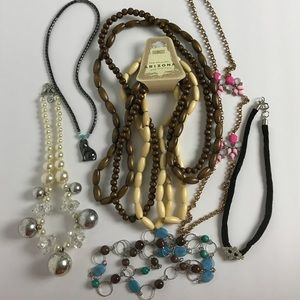 Jewelry - 8 Necklaces, price is for all